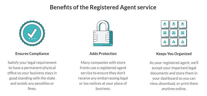ZenBusiness Registered Agent Service