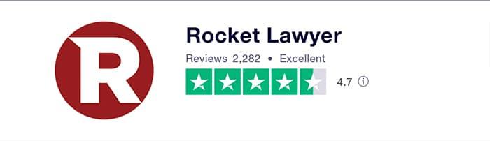 Rocket Lawyer Trustpilot Customer Reviews