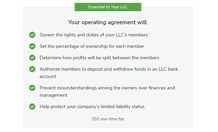 Nolo Customizable Operating Agreement