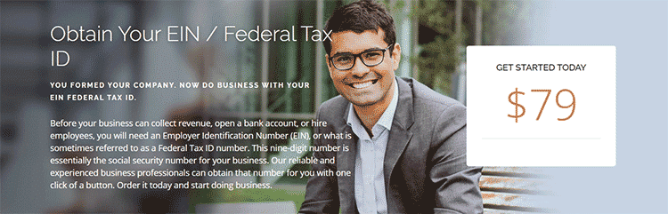 Swyft Filings Federal Tax ID Service Offer