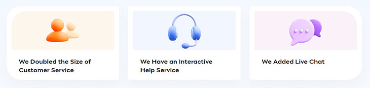 Incfile Customer Support Improvements