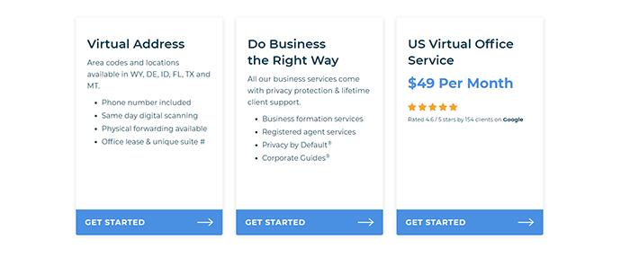 Northwest Registered Agent Virtual Office Service