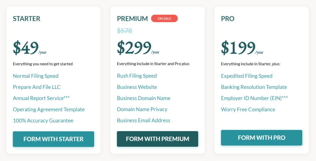 ZenBusiness Pricing Updated 2021 1